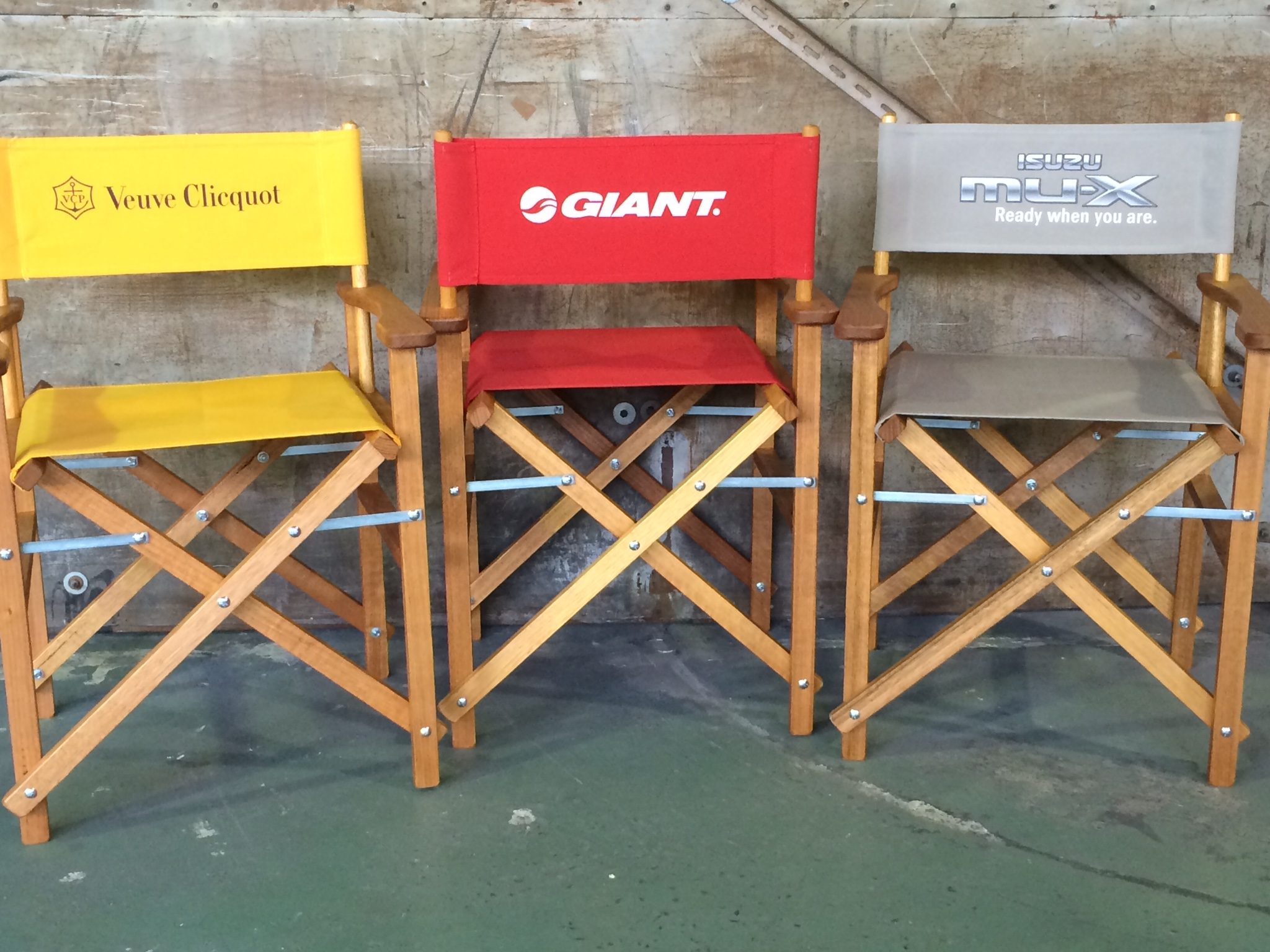 Directors-Chairs-Various