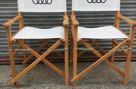 Personalised Directors Chairs