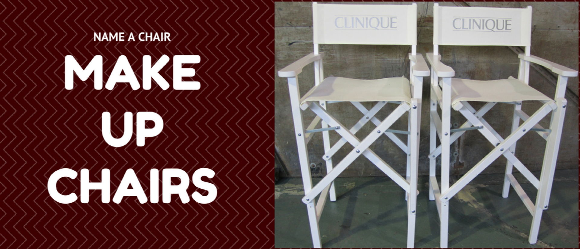 Make Up Chairs